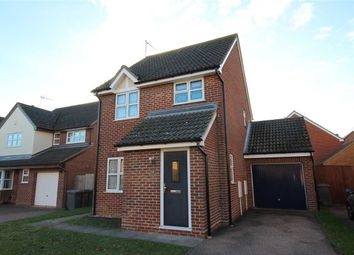 Thumbnail 3 bed detached house for sale in Wolton Road, Grange Farm, Kesgrave, Ipswich
