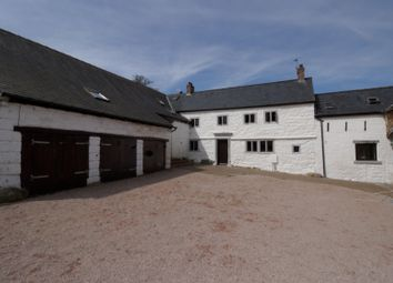 Thumbnail 4 bed detached house for sale in Raughton Head, Carlisle