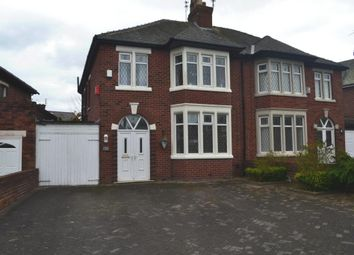 Thumbnail 4 bed semi-detached house for sale in South Park Drive, Blackpool