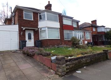 Thumbnail 3 bed property to rent in Chipperfield Road, Hodge Hill, Birmingham