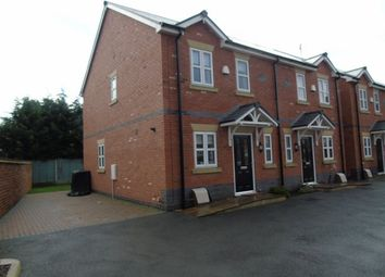 Thumbnail 3 bed semi-detached house to rent in Livingstone Way, Middlewich