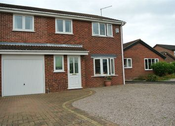 Thumbnail 5 bed detached house for sale in Eskdale Close, Gunthorpe, Peterborough, Cambridgeshire