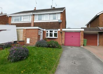 Thumbnail 3 bed semi-detached house for sale in Springvale Rise, Parkside, Stafford