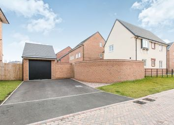 Thumbnail 4 bed detached house to rent in Imperial Avenue, Winnington