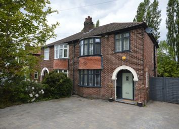 3 bed semi-detached house for sale in Claremont Avenue, Marple, Stockport SK6