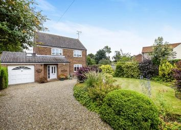 Thumbnail 3 bedroom detached house for sale in Thurlton, Norwich, Norfolk