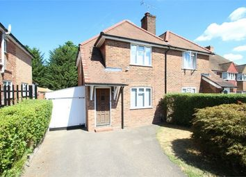 Thumbnail 3 bed semi-detached house for sale in Beech Grove, Guildford, Surrey