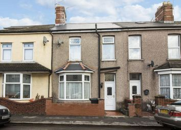 Thumbnail 3 bed terraced house for sale in Constance Street, Newport