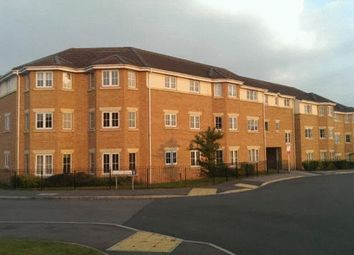 Thumbnail 2 bedroom flat for sale in Roundhouse Crescent, Worksop