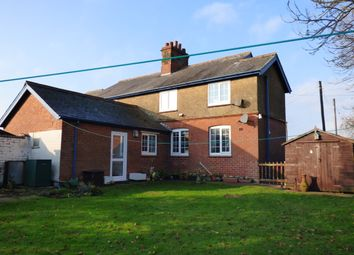 Thumbnail 3 bed semi-detached house to rent in 1 The Gate House, Haugh Farm, Haugh, Nr. Alford