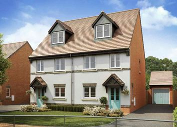 "Thumbnail 3 bed semi-detached house for sale in ""The Alton - Plot 441"" at Rykneld Road, Littleover, Derby"