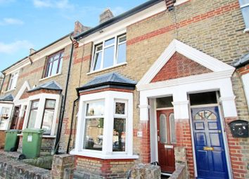 Thumbnail 2 bed terraced house to rent in Myrtledene Road, London