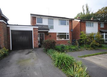Thumbnail 3 bedroom detached house for sale in Foxholes Road, Great Baddow, Chelmsford