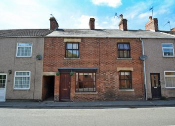 Thumbnail 3 bed cottage for sale in Church Street, Clifton Upon Dunsmore, Rugby