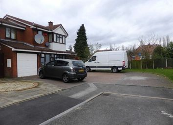 Thumbnail 4 bedroom detached house for sale in Ashby Close, Hodge Hill, Birmingham