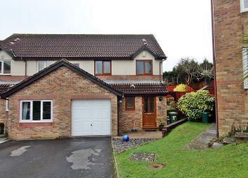 3 bed semi-detached house for sale in Pen Hendy, Miskin, Pontyclun, Rhondda, Cynon, Taff. CF72
