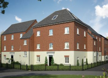 Thumbnail 2 bed flat for sale in Carnoustie Drive, Corby