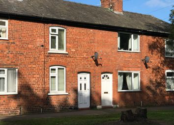 Thumbnail 2 bed terraced house to rent in Whalley Road, Northwich