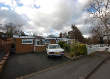 Thumbnail 2 bed bungalow for sale in Richmond Grove, Wollaston, Stourbridge
