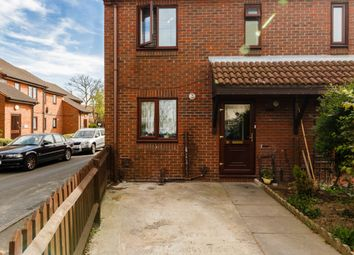 Thumbnail 3 bed semi-detached house for sale in Briscoe Close, London, London
