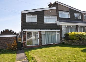 Thumbnail 3 bed semi-detached house for sale in Riding Dene, Mickley, Northumberland.