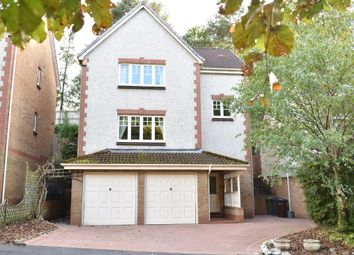 Thumbnail 4 bed town house for sale in Fernlea, Bearsden, East Dunbartonshire