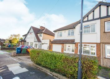 Thumbnail 5 bed semi-detached house for sale in Silver Close, Harrow