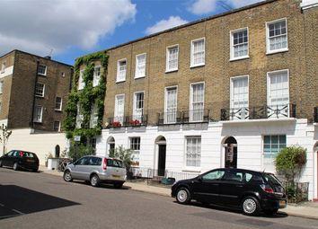 Thumbnail 3 bedroom semi-detached house to rent in Medburn Street, Camden, London