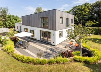 Thumbnail 4 bed detached house for sale in Roughetts Road, Ryarsh, West Malling