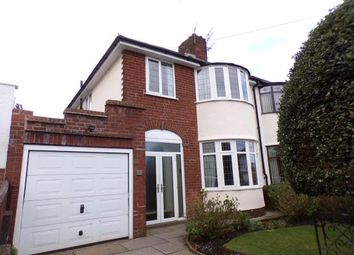 Thumbnail 3 bed semi-detached house for sale in Yew Bank Road, Liverpool, Merseyside