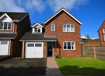 Thumbnail 4 bedroom detached house for sale in Norton View, Norton, Stoke-On-Trent
