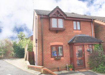 Thumbnail 2 bedroom detached house for sale in Gideons Close, Dudley