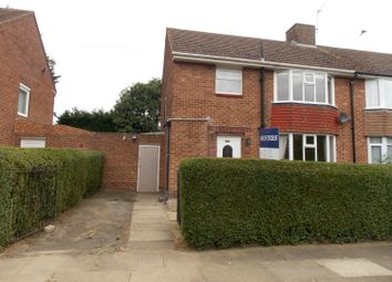 Thumbnail 3 bedroom semi-detached house to rent in Winchcombe Avenue, Grimsby