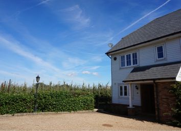 Thumbnail 4 bed end terrace house to rent in Russett Farm, Gillingham