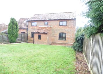 Thumbnail 2 bed barn conversion to rent in The Street, Hindolveston