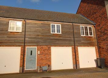 Thumbnail 1 bed flat for sale in Two Yard Lane, Nuneaton