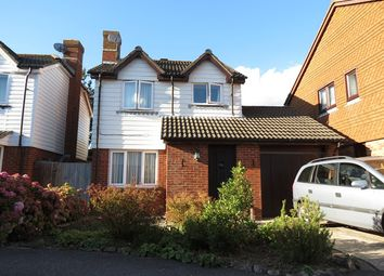 Thumbnail 3 bed detached house to rent in The Paddocks, Hailsham