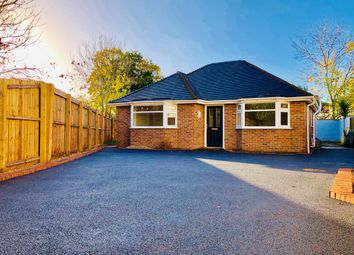 Thumbnail 3 bed detached bungalow for sale in Verdon Avenue, Hamble, Southampton