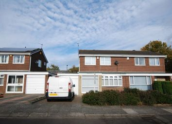 Thumbnail 3 Bed Semi Detached House For Sale In Bromley Court Kingston Park
