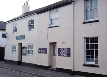 Thumbnail Restaurant/cafe for sale in High Street, Topsham, Exeter, Devon