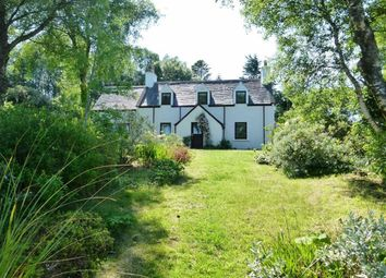 Thumbnail 4 bed detached house for sale in Montana, Durnamuck, Dundonnell, Ross-Shire