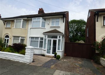 Thumbnail 4 bedroom semi-detached house for sale in Alfriston Road, Liverpool, Merseyside