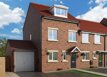 "Thumbnail 3 bedroom property for sale in ""The Oakhurst At Moorland View, Bishop Auckland"" at Bishop Auckland"
