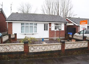 Thumbnail 2 bed detached bungalow for sale in Rustington Avenue, Weston Park, Stoke-On-Trent, Staffordshire