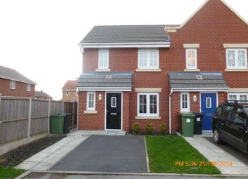 Thumbnail 3 bedroom semi-detached house to rent in Kingham Close, Moreton, Wirral