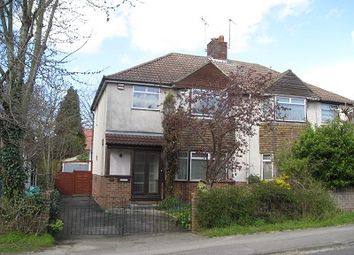Thumbnail 3 bed semi-detached house to rent in Jack Straws Lane, Headington