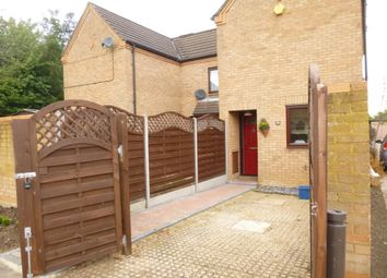 Thumbnail 2 bedroom terraced house to rent in Towan Ave, Milton Keynes