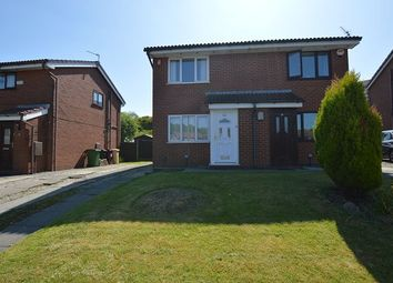 Thumbnail 2 bedroom semi-detached house for sale in Middlebrook Drive, Lostock, Bolton
