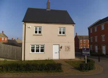 Thumbnail 3 bed property to rent in Bridge Green, Birstall, Leicester
