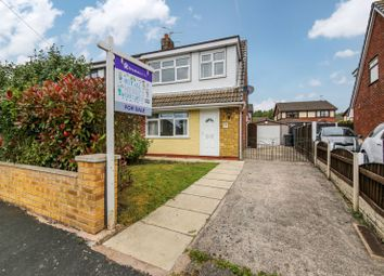 Thumbnail 3 bed property for sale in Russeldene Road, Goose Green, Wigan